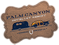 Home to Nightfall since 1993: The Palm Canyon Hotel & RV Resort